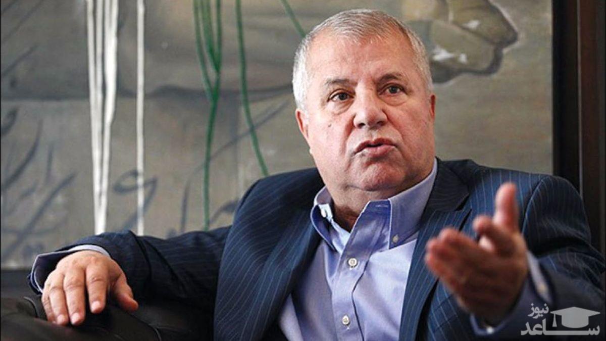 علی پروین، مردم را به شرکت در انتخابات دعوت کرد