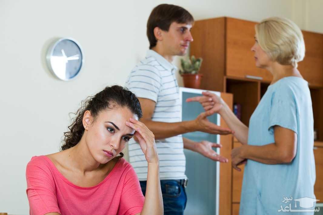 دلایل رفت و آمد نکردن با خانواده همسر
