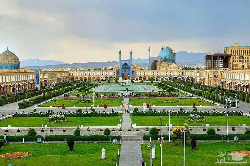 اول آذر روز اصفهان: شهر تاریخ، فرهنگ و ادب