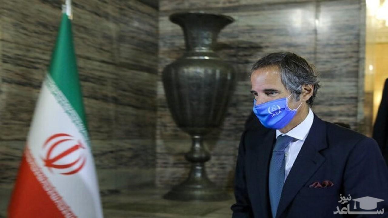 گروسی بدون دعوت به تهران آمد؛ گره کور برجام به دست چه کسی باز میشود؟
