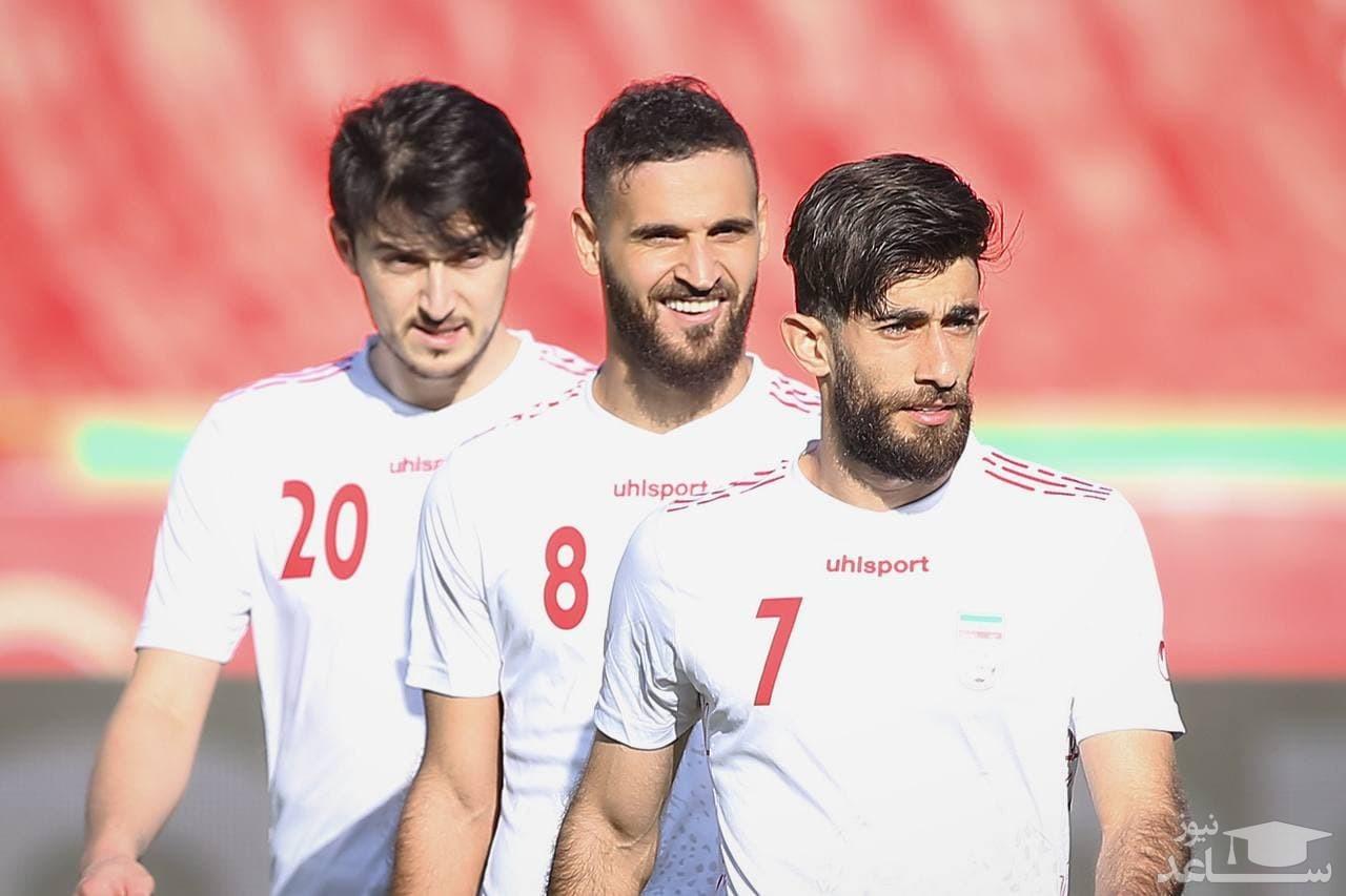 شانس صعود تیم ملی فوتبال افزایش یافت