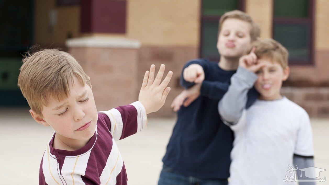 با کودکان زورگو و قلدر چگونه رفتار کنیم؟