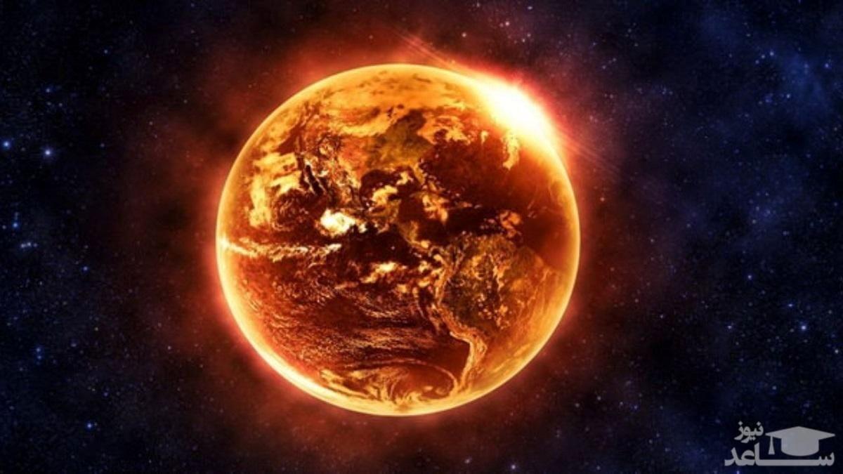 تصویری دیده نشده از سطح سیاره زهره