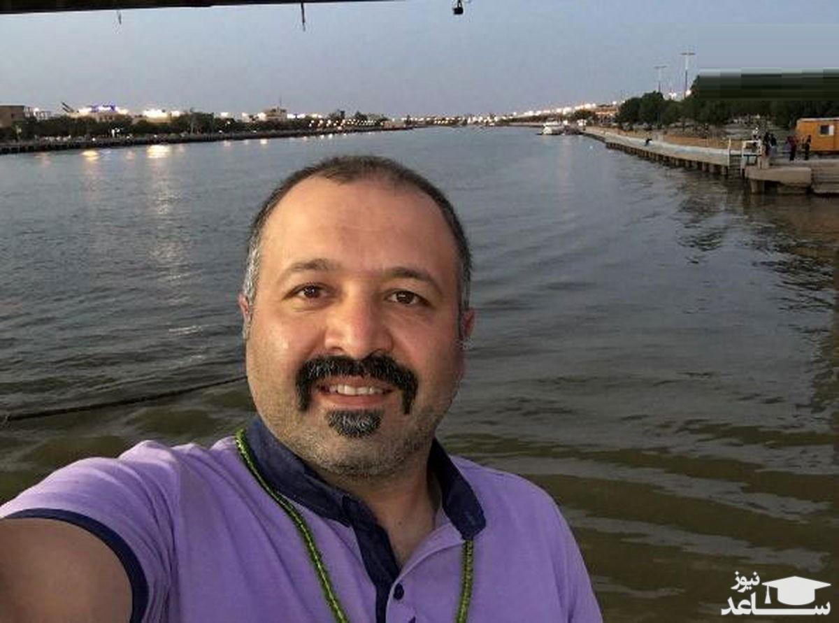 سورپرایز شدن علی صالحی توسط مادرش در روز تولدش