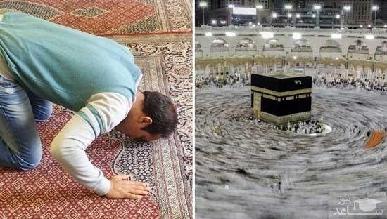 قبله اشتباهی در یک مسجد برای چهل سال!