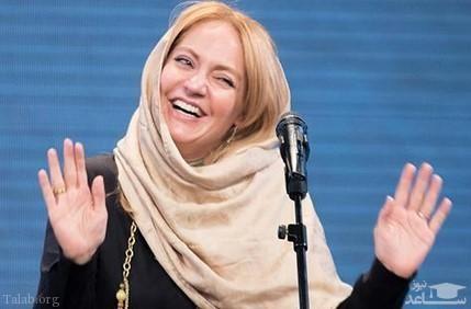 چالش شستن دستهای مهناز افشار با الهام از آنجلا مرکل