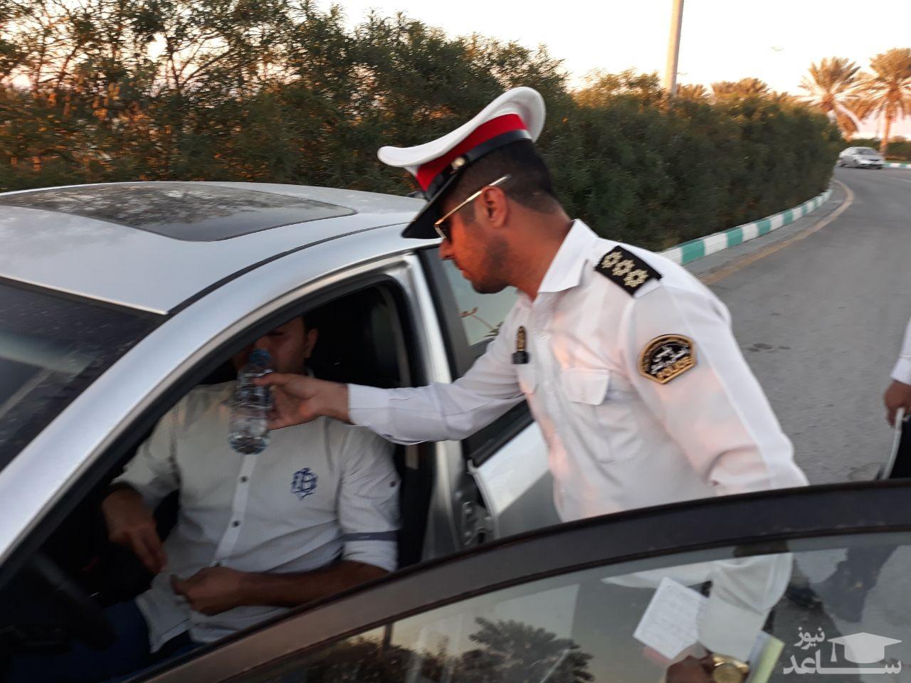 واکنش پلیس به کلیپ درگیری مامور و یک شهروند