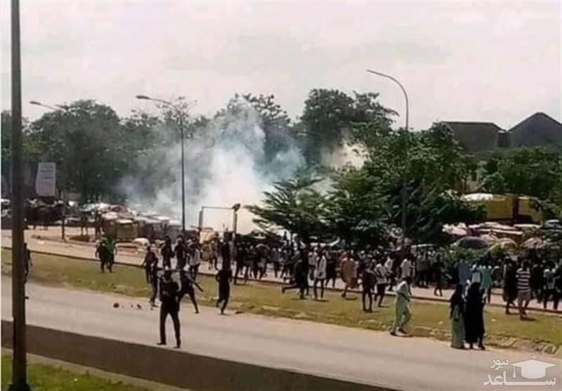 راهپیمایی اربعین در نیجریه