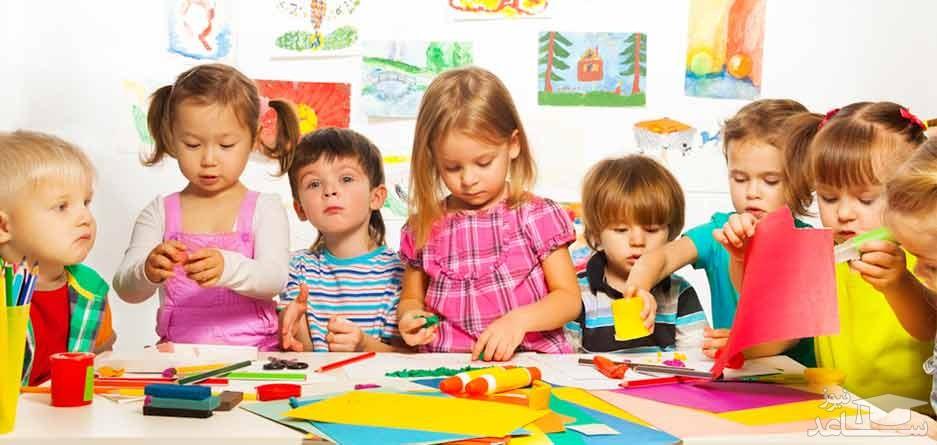 بازی با کودک 2 ساله