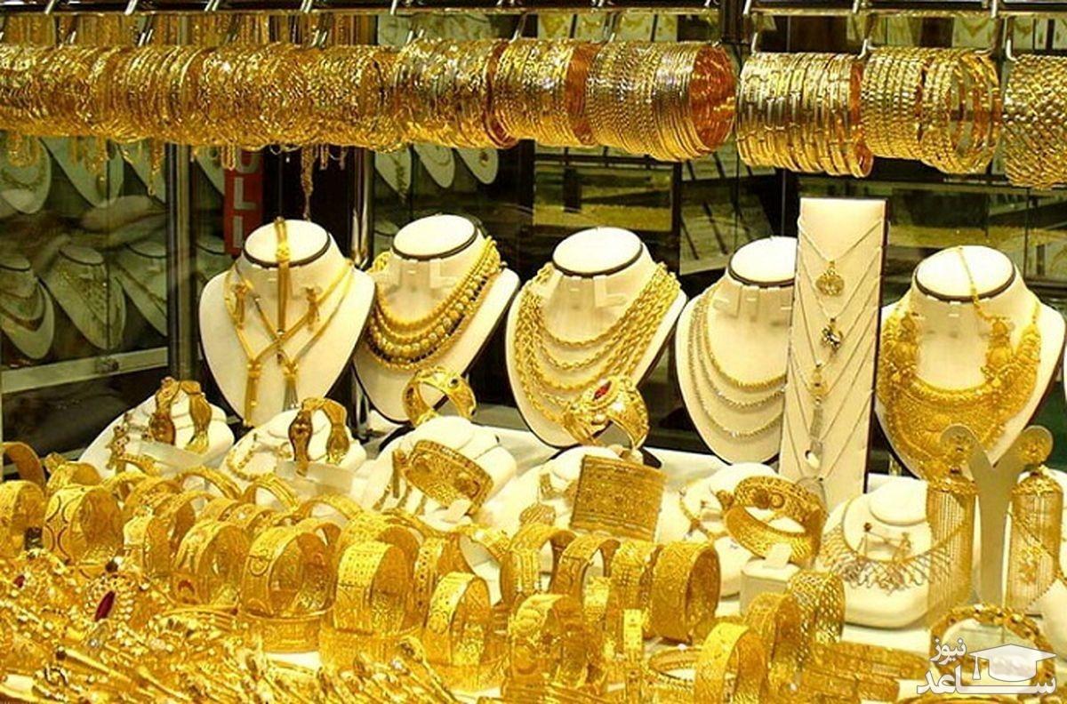 وضعیت بازار طلا و سکه امروز 19 مهر