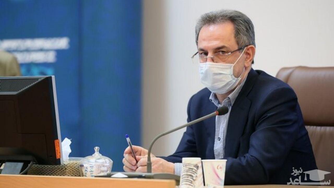 برای هیچ برنامه ای در تهران مجوز صادر نمی شود