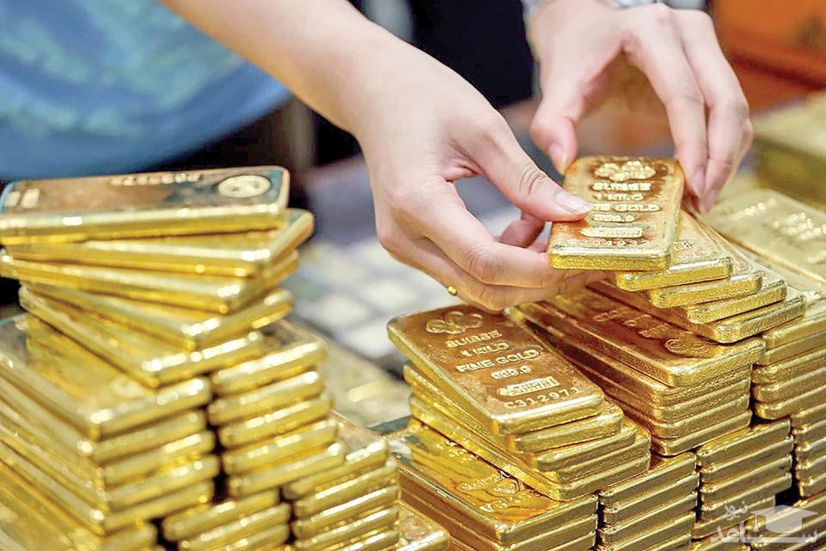 چه زمانی وقت خرید طلاست؟/پیش بینی قیمت طلا