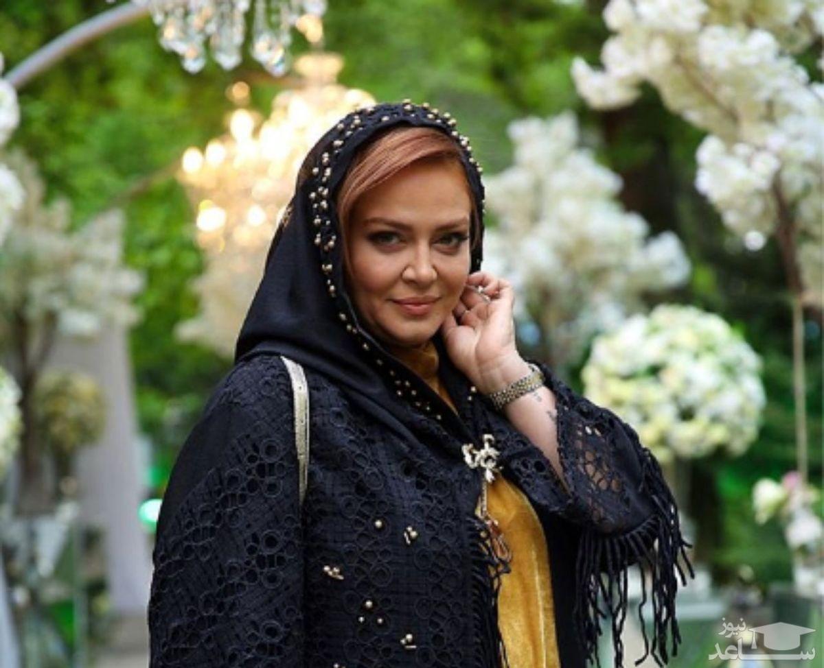دور دور بهاره رهنما با دوستان در روز عید