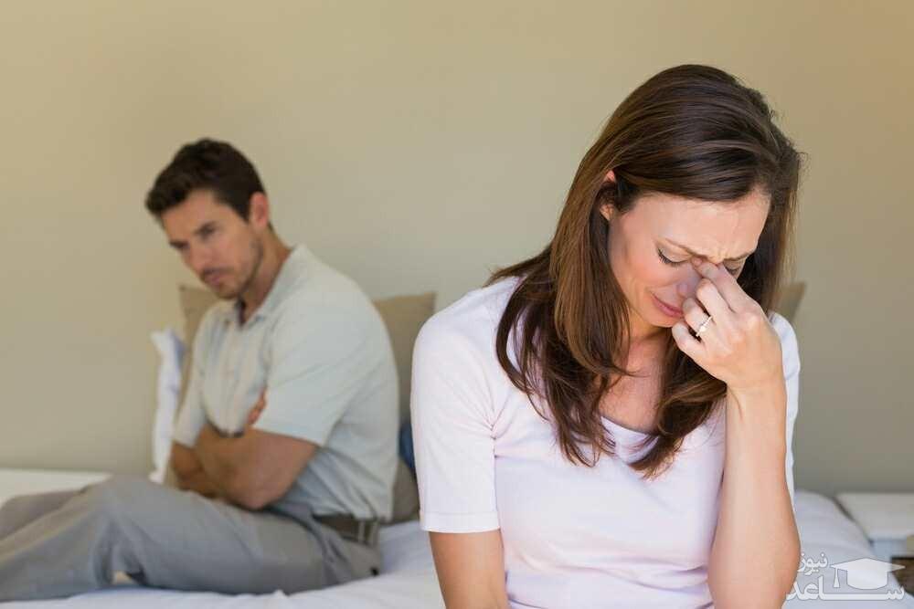 نحوه صحبت با همسر درباره مشکلات جنسی