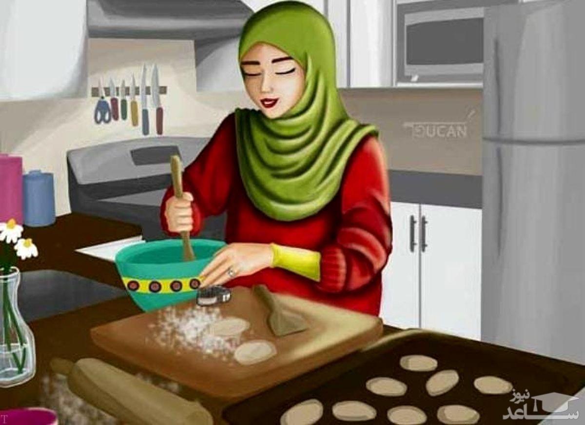 خانهداری زنان دیگر مجانی نیست