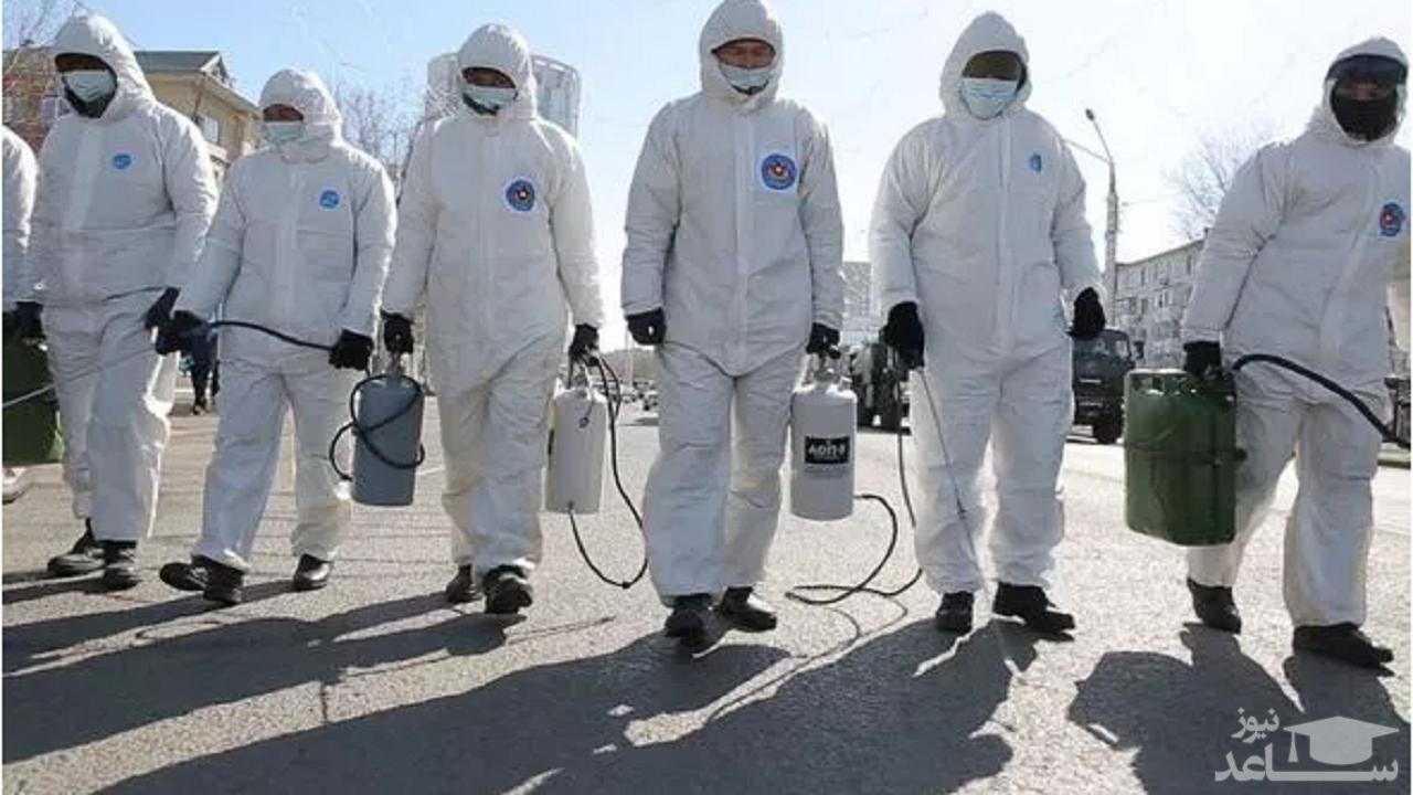 هشدار چین درباره شیوع ویروس ناشناخته جدید