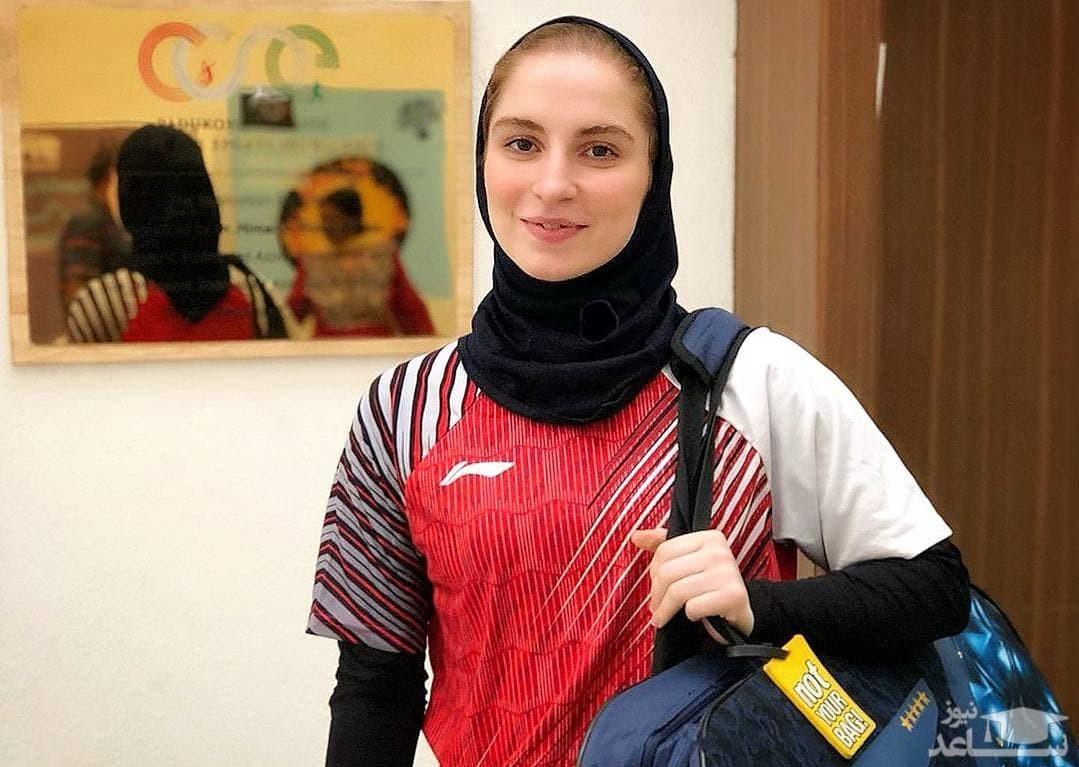 پایان کار دختر تاریخساز ایران در المپیک