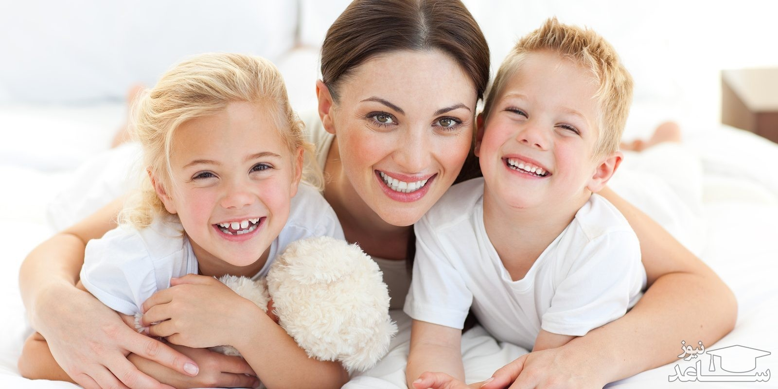 چگونه یک مادر شاد و خوشبخت باشم؟