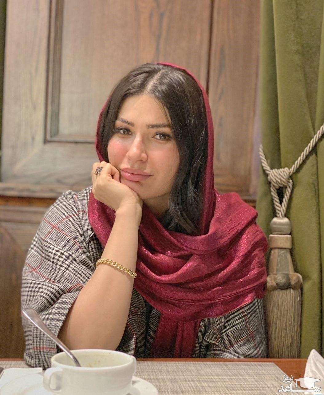 تیپ جنجالی و نامتعارف شیوا طاهری