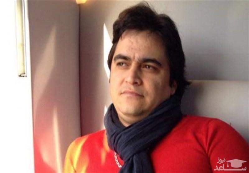 روحالله زم، مدیر آمدنیوز بازداشت شد