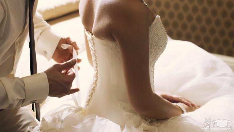 آداب رابطه جنسی و زناشویی در شب زفاف
