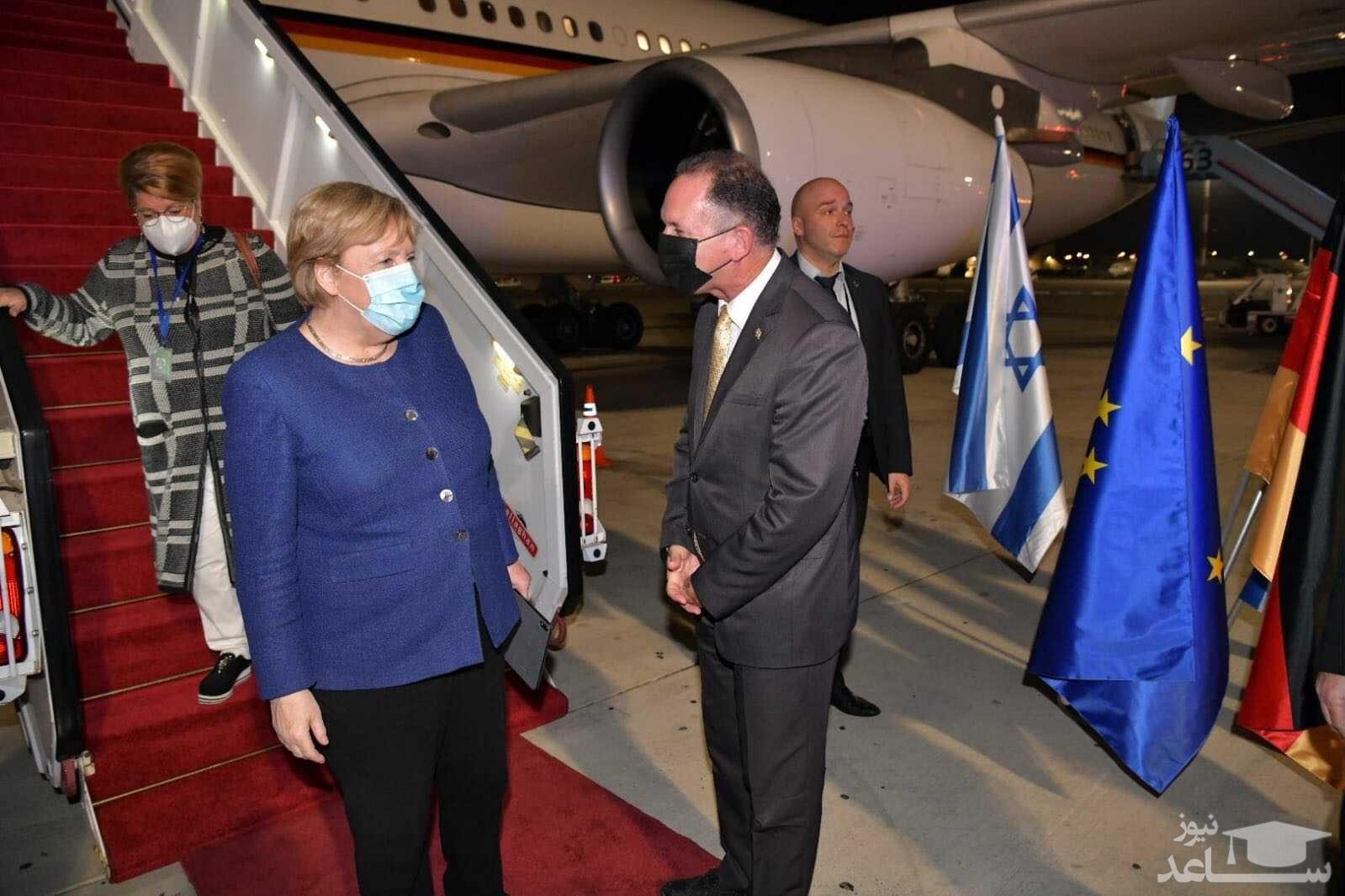سفر صدراعظم آلمان به اسراییل در واپسین روزهای صدارت اعظمی/ تایمز اسراییل