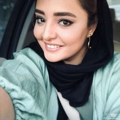 لباس عجیب و غریب نرگس محمدی