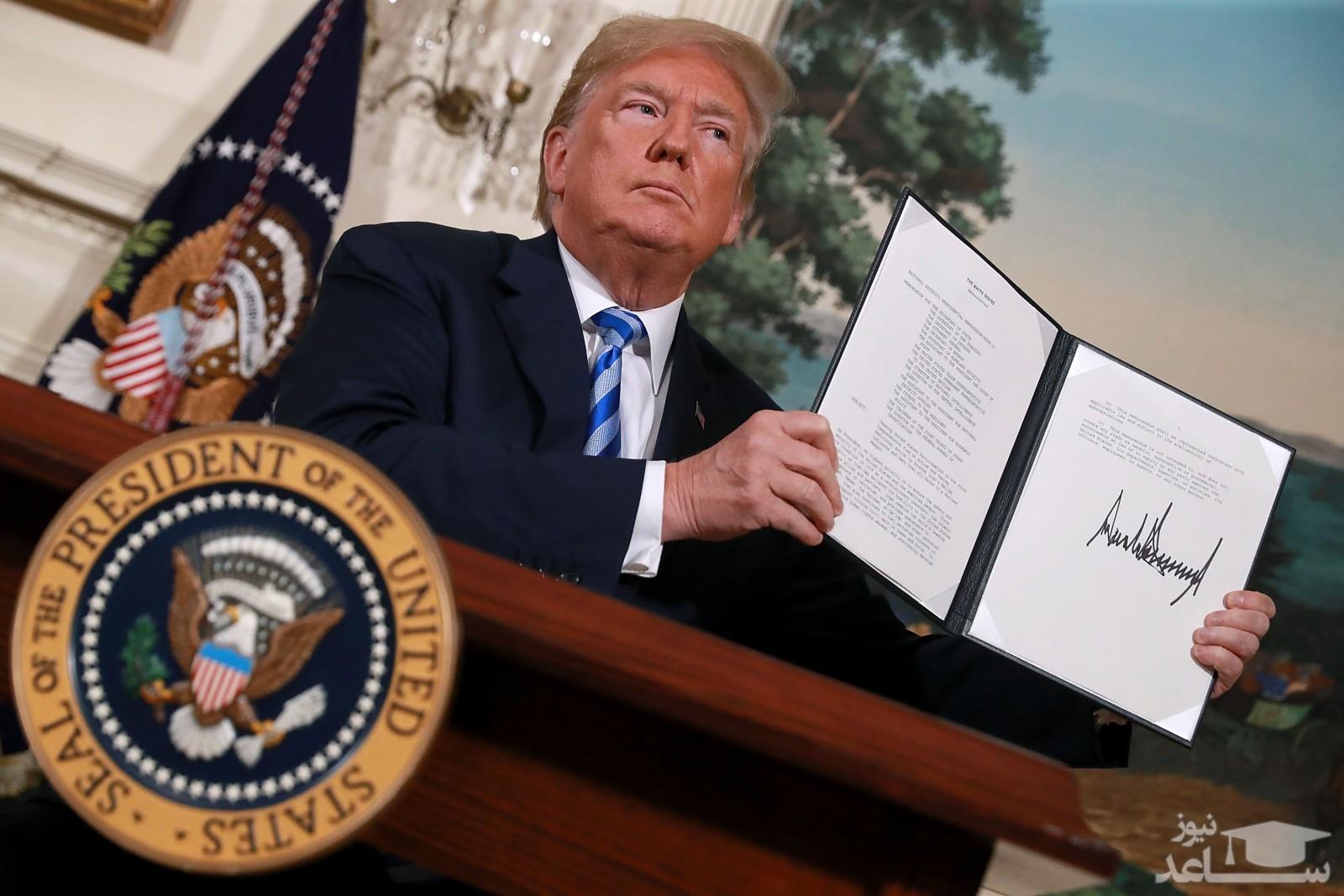 سه سالگی خروج دولت ترامپ از برجام؛ چه بر ایران و آمریکا گذشت؟
