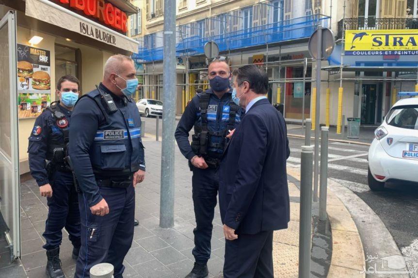 حمله تروریستی به یک کلیسا در نیس فرانسه سه کشته بر جای گذاشت