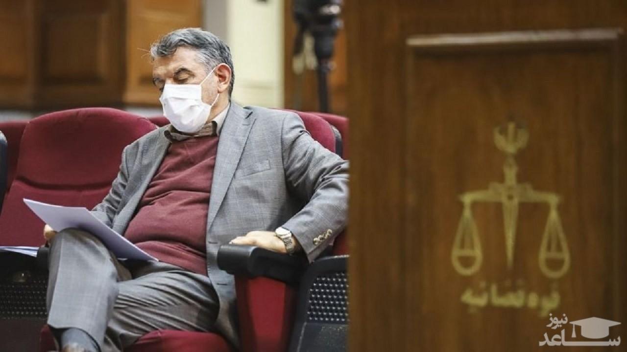 رئیس سابق سازمان خصوصی سازی به حبس محکوم شد
