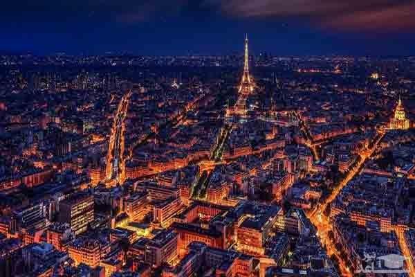 آشنایی با هتلهای معروف پاریس