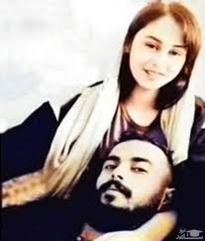شباهت جنجالی اختلاف سنی رومینا و بهمن به ریحانه پارسا و همسرش