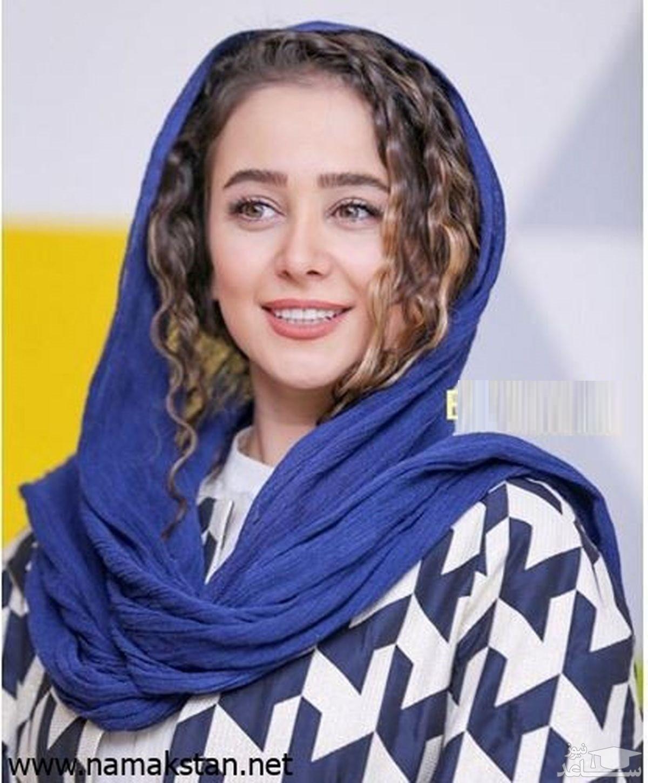 چهره بدون آرایش الناز حبیبی