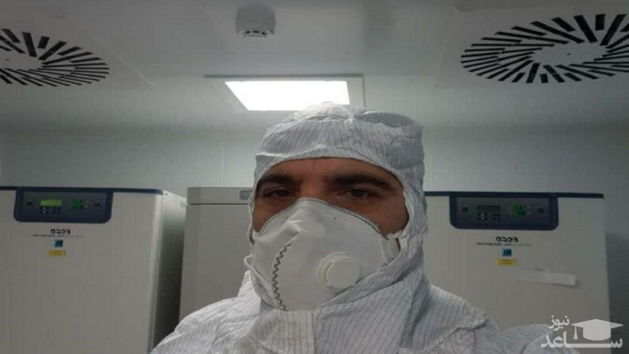 کشف داروی قطعی کرونا صحت ندارد/ فعلا در فاز کارآزمایی اولیه هستیم