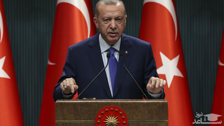 رجب طیب اردوغان: غرب در حال روشن کردن دوباره آتش جنگ های صلیبی!