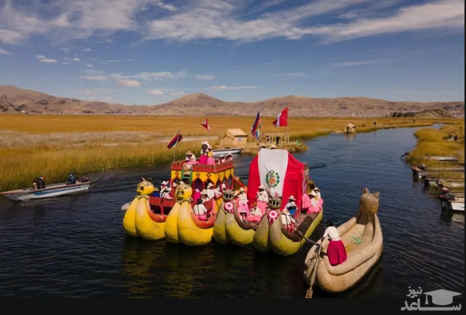 جشن روز استقلال پرو