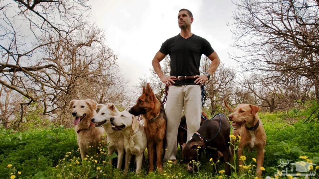 رفتارهای سگ را چگونه مدیریت کنیم؟