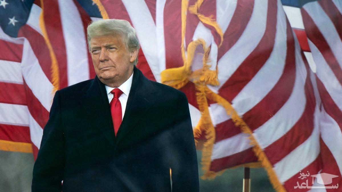 فیلم هراس مقامات آمریکایی از فاش شدن اطلاعات سری توسط ترامپ