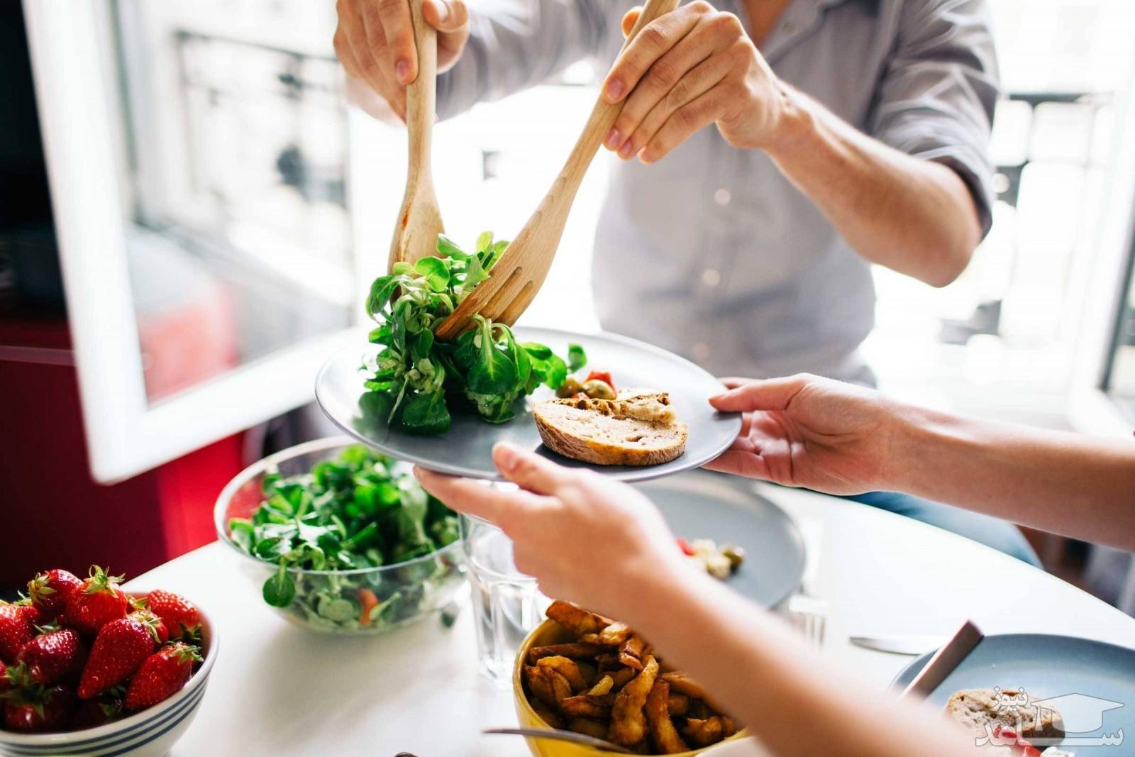 خوراکی هایی که اخلاقتان را خوب میکند