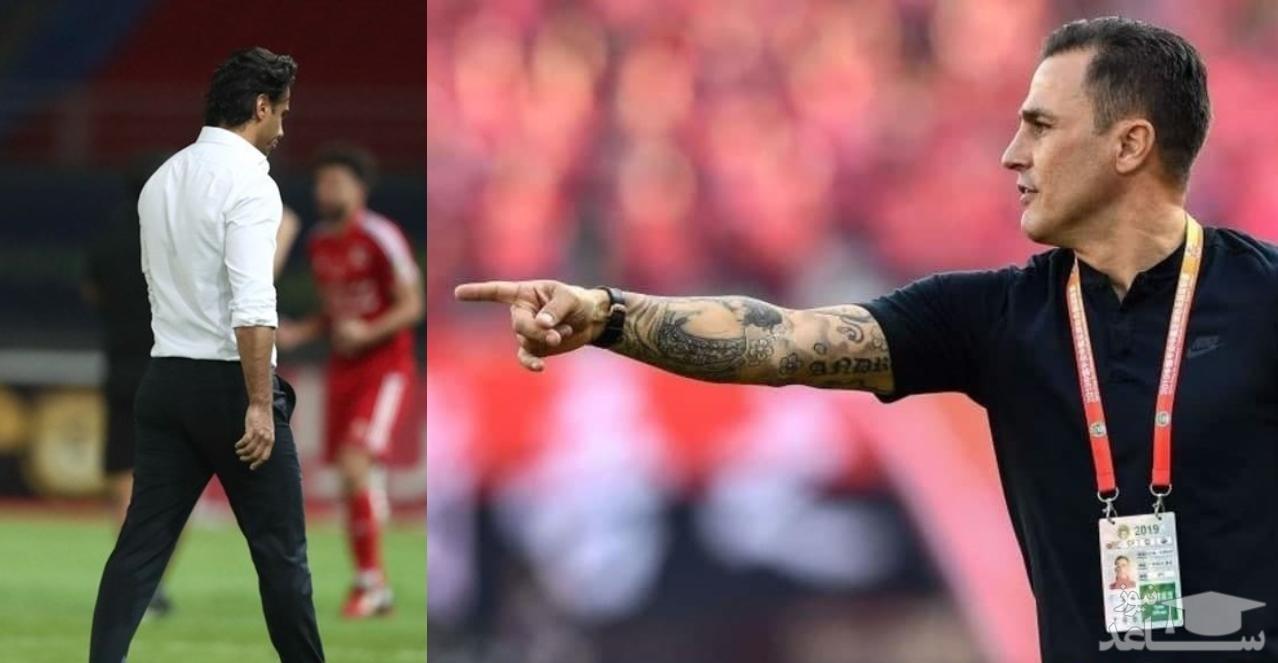 پیام اسطوره فوتبال ایتالیا برای فرهاد مجیدی