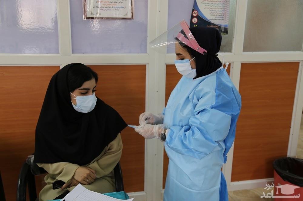 واکسیناسیون تمام دانشجویان تا پایان پاییز انجام می شود