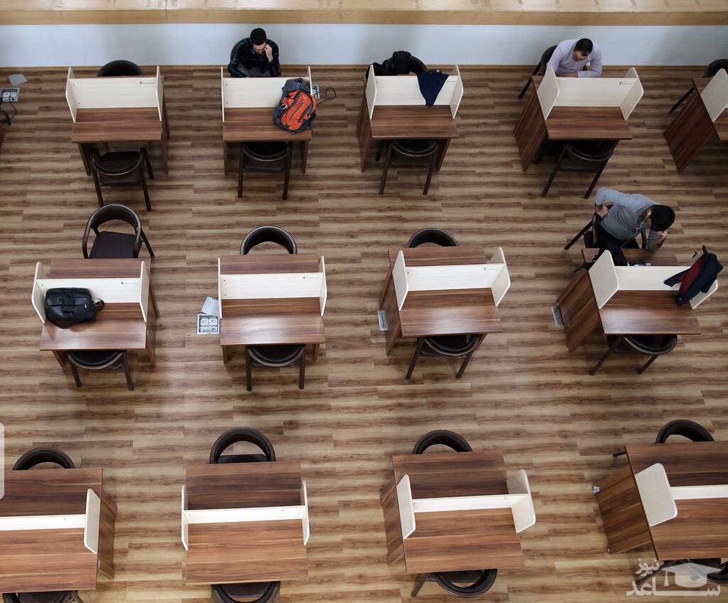شرط برگزاری حضوری امتحانات پایان ترم دانشگاههای علوم پزشکی