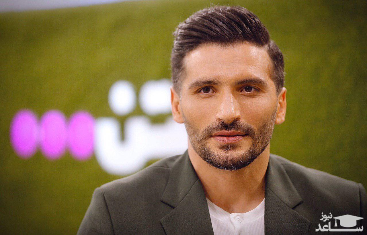 (فیلم) جواد همچنان در عشق مونیکا بلوچی میسوزد