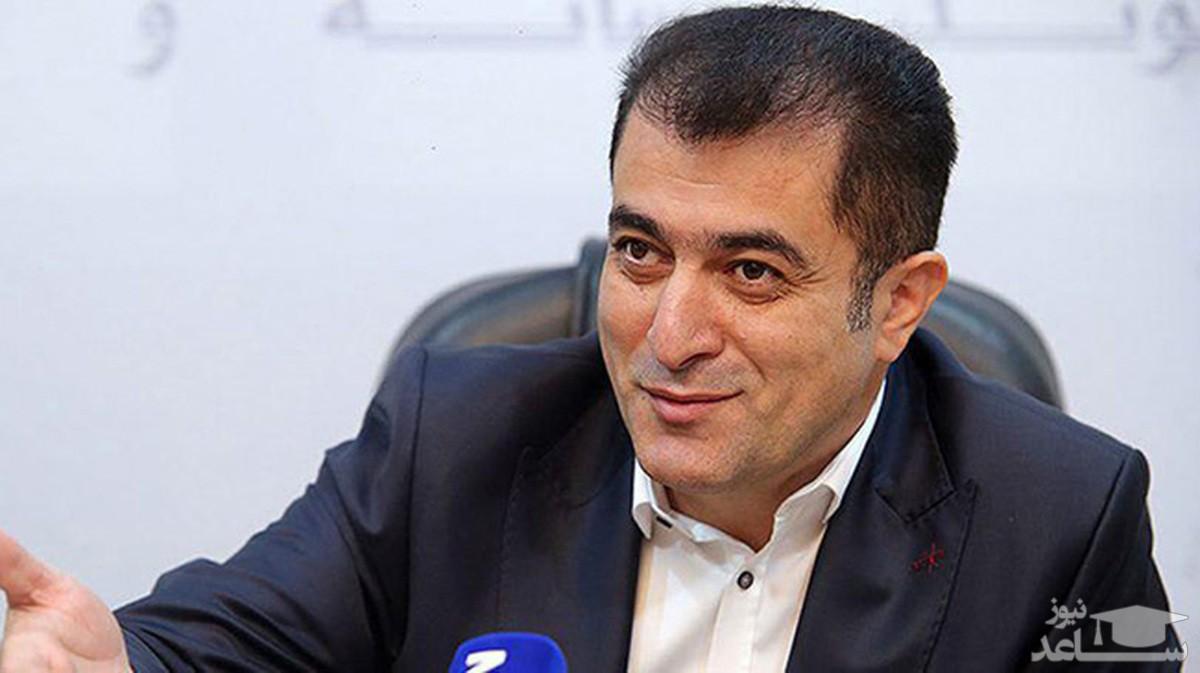 علت رای آوری عزیزی خادم از زبان رئیس هیات مدیره استقلال