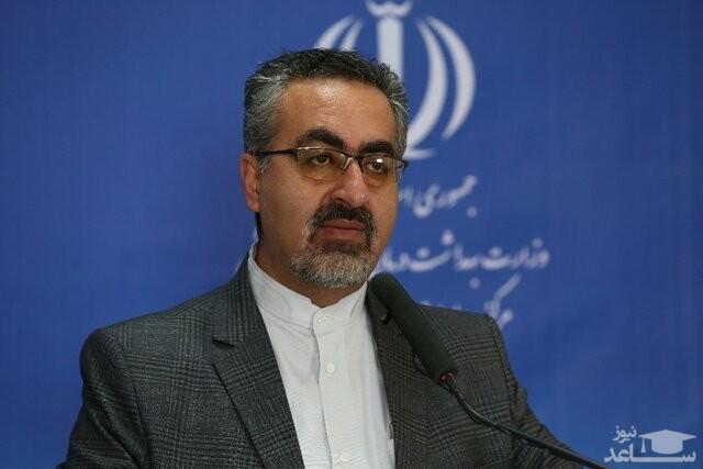 آخرین آمار کرونا در ایران؛ تعداد مبتلایان به ویروس کرونا به ۴۴۶۰۶ نفر افزایش یافت
