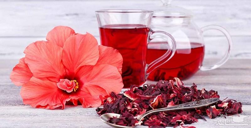 خواص چای ترش برای سلامتی، پوست و مو