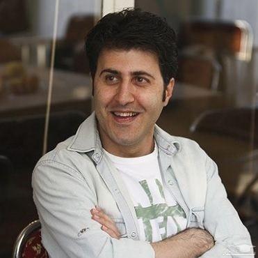 هومن حاجی عبداللهی در لباس روحانی