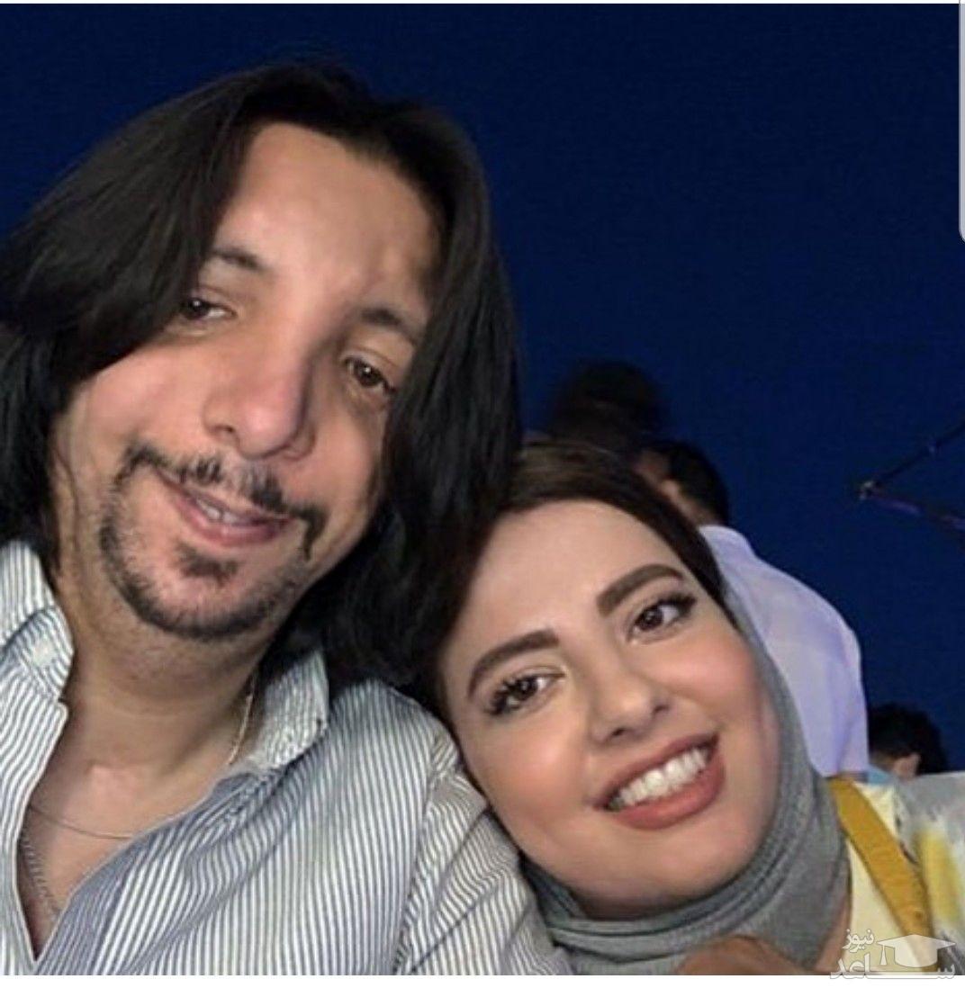 زوج مشهور اینستاگرامی در حال زیارت