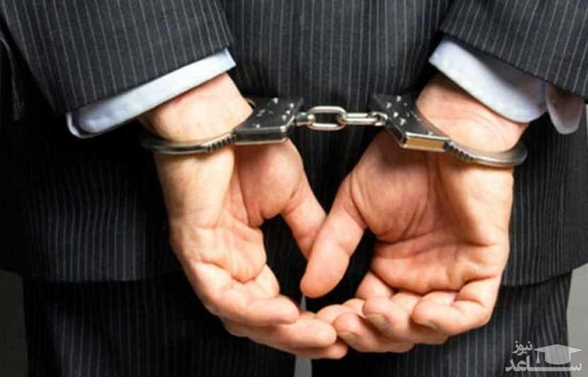 یک مدیر مسئول به دلیل برقراری ارتباط غیر اخلاقی بازداشت شد
