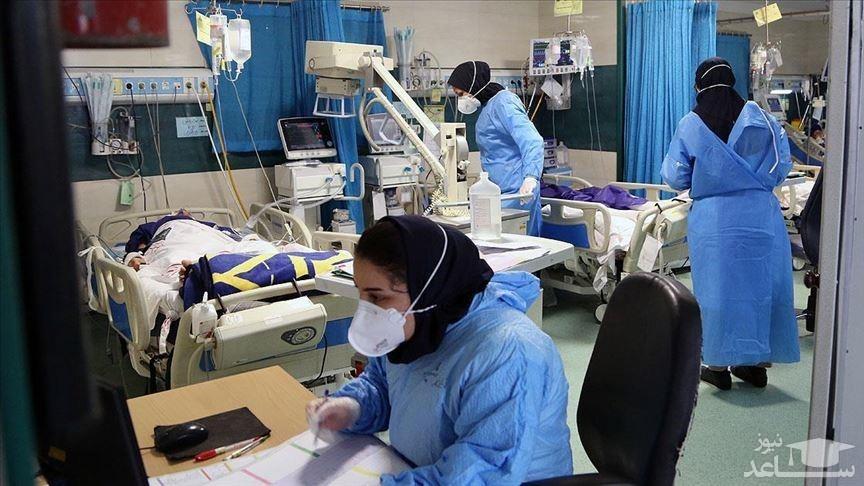 تازه ترین آمار مبتلایان و مرگ و میر ناشی از کرونا در 12 مرداد